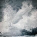 """Tango"" -Acryl auf Leinwand, 100 x 70 cm"