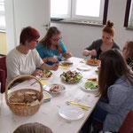 Nachwuchsgesamtprobe 21. Mai 2016 ::: schmecken lassen!