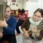 Bariton-Probe 05.11.2016 ::: Marcel und Anika
