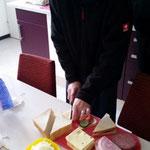 Nachwuchsgesamtprobe 19.03.2016 ::: unsere liebe Steffi hilft in der Küche aus - sieht doch schon leckerschmecker aus oder?