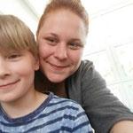 Nachwuchsgesamtprobe 21. Mai 2016 ::: Selfie-Alarm mit Felix und Anika