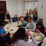 Nachwuchsgesamtprobe 14.11.2015 ::: lecker Essen fassen - Eier mit Senfsoße und Kartoffeln