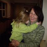 Nachwuchsprobelager 2015 ::: 16. - 18.10.2015 ::: Lara und Mama Mandy