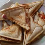 Nachwuchsgesamtprobe 19.03.2016 ::: mmhhh... lecker selbstgemachte Sandwichs