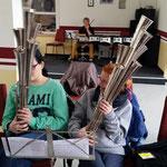 Nachwuchsgesamtprobe 19.03.2016 ::: Blick ins Bariton mit Natalie und Jenny