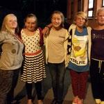 Julia, Lena, Hanna, Jenny, Lisa