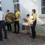 Leubsdorf, Hochzeit ::: Sogar mit Hochzeitsfotograf...