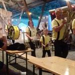 Göhren-Döhlen, Weidatalfest ::: Ausmarsch