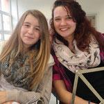 Nachwuchsgesamtprobe 14.11.2015 ::: Hanna und Charlene
