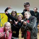 Nachwuchsprobelager in Kretzschau ::: 16. - 18.10.2015 ::: Clown gefrühstückt? ^^