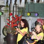 Greiz (Bockbierfest) ::: 10.10.2015 ::: Charlene, Julia