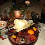 Jahresausklang SMZ Auma  :::  18.12.2015  :::  lecker Frucht und Zuckerhut