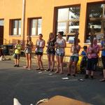 Sommer- & Bergfest, Nachwuchsauftritt