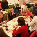 Nachwuchsprobelager in Kretzschau ::: 16. - 18.10.2015 ::: Essen fassen
