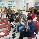 Bariton-Probe 05.11.2016 ::: der BariTON macht die Musik