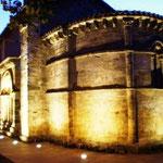 Abside de Villamayor, Piloña