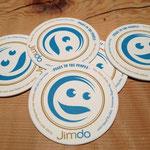 Jimdoコースター