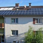 5 kWp PV-Anlage + Solarthermie für Brauchwarmwasser Freigericht-Neuses