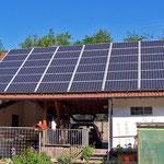 5,94 kWp PV-Anlage Dörnsteinbach