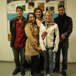 TeilnehmerInnen an der Jury fürs Land Salzburg