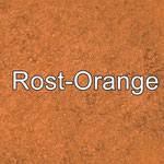 Rostfarbe Orange