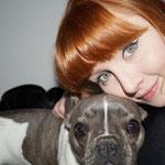 Vielen Dank Mario, für das tolle Hundebettchen für meine kleine Pups-Prinzessin. ;)