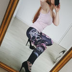 I love Yakuza Leggings. Mery C. :-)