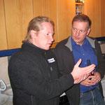 Joey Kelly im Gespräch mit Michael Hofmann von den TENDERS