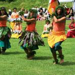 Tänzerinnen Kaua'i und Oahu