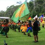 Flagge von Ka 'Imi Na'auao o Hawai'i Nei
