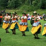 Tänzerinnen Schweiz und Deutschland