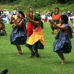 Tänzerinnen Oahu