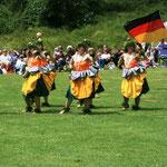 Tänzerinnen aus Europa