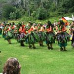 Tänzerinnen Kaua'i