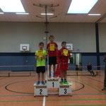 30-m-Lauf Jungen AK 8