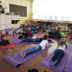 Entspannung und Massage