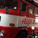 Im Feuerwehrmuseum