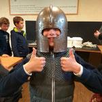 Wie schwer war eine Ritterrüstung?
