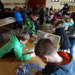 Ritterprogramm - Puzzeln