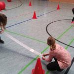 Spiele im Sportunterricht
