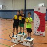 400-m-Lauf Jungen AK 8
