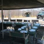 De dining-area