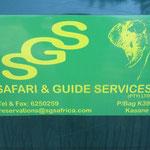 We kunnen hen zeker aanbevelen als je naar Botswana wil reizen!