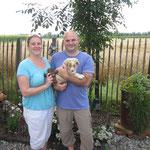 Ilona & Christian mit PEBBLES