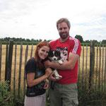 Tina & Stefan mit ESKO