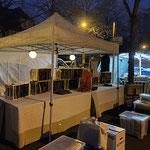 Wir bauen für Euch auf! Riehler Markt (Riehler Gürtel) 28.11.2002