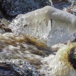 Eiswasser. Klaus Dieter Haak