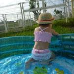 子供用のプールあります
