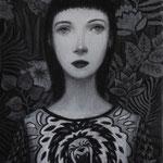 La fille au lion