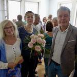 Renate Ziegler/HKV mit Mathias Grund und Gattin